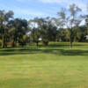 A view of a fairway at Hickory Knoll Golf Course