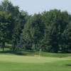A view of a green at Boulder Ridge Country Club