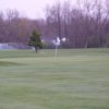 A view of a green at Carmichaels Golf Club
