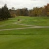A view of a tee at Greene County Country Club