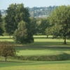 A view of the 3rd green at Uniontown Country Club
