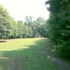 A view from a tee at Hickory Creek Golf Course