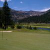 A view of a green from the Resort at Squaw Creek