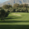 A view from the Sunnylands Golf Course