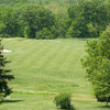 View of the hole #2 at Maple Run Golf Course