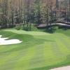 View of fairway and bunker at Spring Creek Golf Club