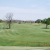 A view of a fairway at Bardstown Country Club