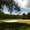 A view of the 5th green at Refuge Golf Club