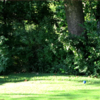 A view of a tee at Brendonwood Golf Course