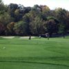 A view from a tee at Old Oakland Golf Club