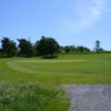 A view of a green at Glen Lawrence Golf Club