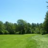 A view of a fairway at New Meadows Golf Club