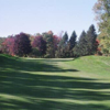A view of the 1st fairway at Salem Country Club