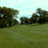 A view of fairway #3 at Gannon Golf Course