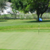 A view of a hole at Red Oak Country Club