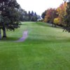 A view from tee #8 at Oak View Golf Club