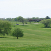 A view of a fairway at Brooke Hills Park Golf Course