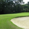 A view of hole #11 at Indian Trail Golf Course