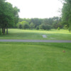 A view from tee #2 at Bellevue Golf Club