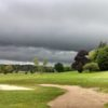 A cloudy view from Cape Ann Golf Course