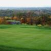 A fall view from Granite Links Golf Club At Quarry Hills