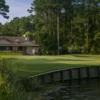 A view of a green at Bear Creek Golf Club