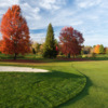 A fall view from Hickory Hills Golf Course