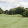 A view of the 13th fairway at Wellesley Country Club