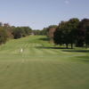 A view of hole #16 at Wellesley Country Club