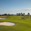 A view of a fairway at Glenlakes Golf Club