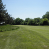 A view of a fairway at South Winds Golf Club