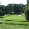 A view over a bridge at Plum Hollow Country Club
