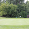 A view of the practice green at West Shore Golf & Country Club