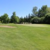 A view of the 4th hole at Copper Creek Golf Course
