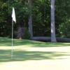 A view of the 8th green at Copper Creek Golf Course