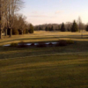 A view from fairway #1 at Gold from Kingsville Golf and Country Club