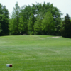 A view from tee #8 at Elmwood Golf Course