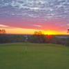 A view of a hole at Cardinal Creek Golf Club