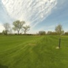 A view of a fairway at Dodge Riverside Golf Club