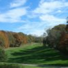 A view of the 1st fairway at Fontenelle Hills Country Club