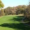 A view from the 3rd fairway at Fontenelle Hills Country Club
