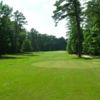 A view from tee #11 at Chickasaw Golf Course
