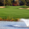 A view over the water from Orchard Park Country Club