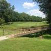 A view over a bridge at Willowbrook Golf Course