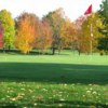 A view of hole #9 at Quiet Times Golf Course