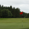A view of a hole at Duff House Royal Golf Club