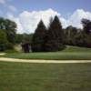 A view of a green at Ryland Lakes Country Club