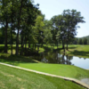 A view from a tee at Ryland Lakes Country Club