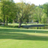 A view from a fairway at Ryland Lakes Country Club