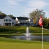 A view from a green at Terrace Park Country Club